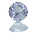 Lab Created Light Blue Spinel Rounds