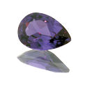 Alexandrite Lab Created Corundum Pear Shapes