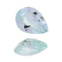Natural Aquamarine Pears
