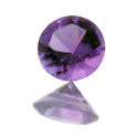 Lab Created Amethyst Rounds