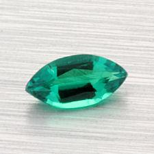 Lab Created Hydrothermal Emerald